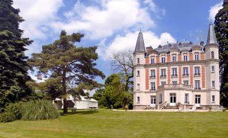 Château de Bel-Ebat à Marcoussis